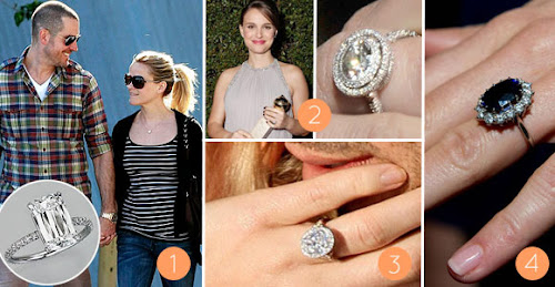 Best Celebrity Engagement Ring Poll