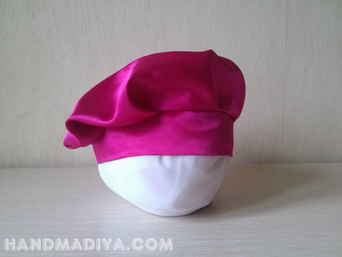 Летняя детская шапочка для девочки. Summer children Beanie panamas. DIY step-by-step tutorials