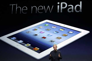 iPad 3 announcement video