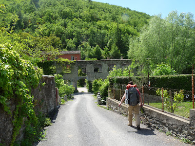 サン・ギエムの道 アヴェーズ - モンダルディエ  Avèze - Montdardier Chemin de Saint-Guilhem