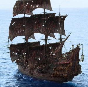 blackbeard pirate ship related - photo #26