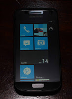 samsung galaxy w windows phone 7 launcher