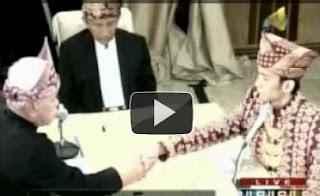 Foto PErnikahan Edhie Baskoro Yudhoyono dengan Siti Ruby Aliya Rajasa Video