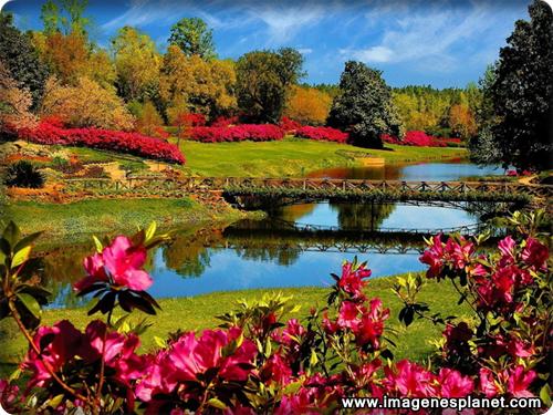 Imagenes De Paisajes Romanticos - Imágenes de paisajes hermosos cascadas cataratas