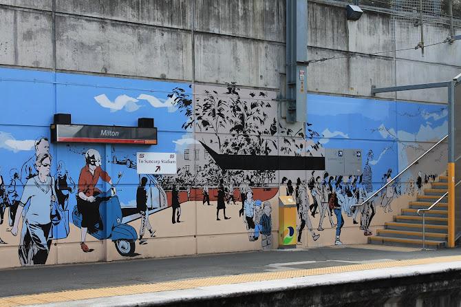 Milton Murals