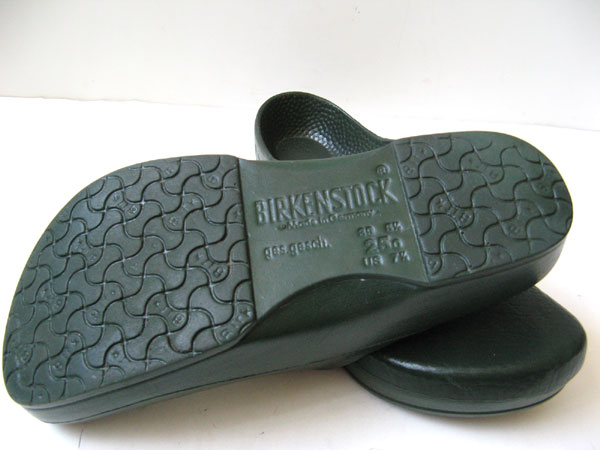 Good Closet BIRKENSTOCK 39 CLOGS BIRKENSTOCK GARDEN SHOES GARDEN