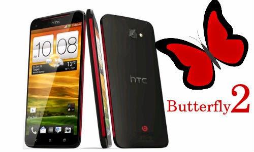 HTC Butterfly 2 Pula Dijual di Malaysia