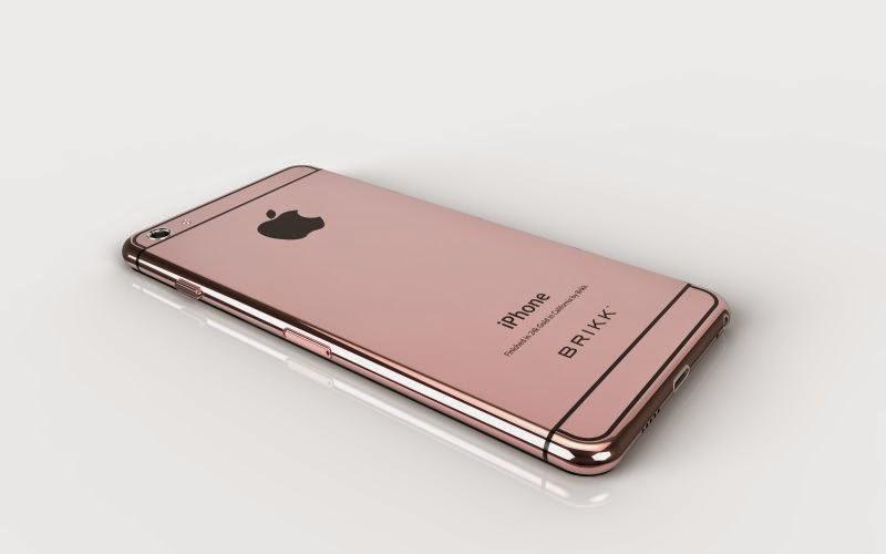 iPhone 6S Hadirkan Pilihan Warna Pink