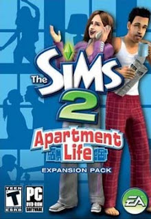 Free Download Games The Sims 2 Apartment Life Full Version For PC