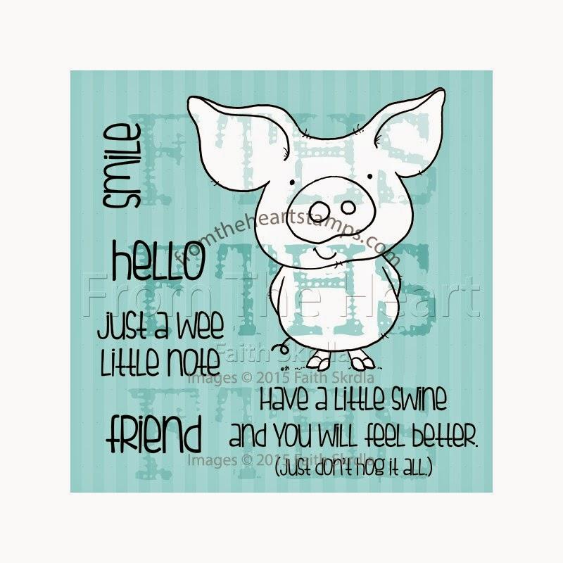 Hamlet PigWit Being Shy