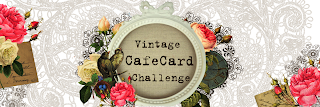 Vintage Cafe Card Challenge