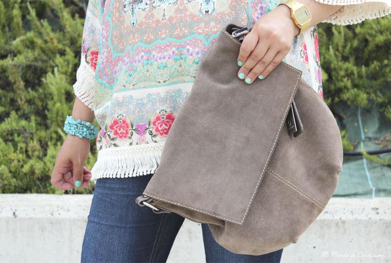 spanish blogger kimono blouse
