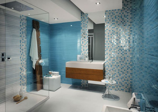 Gambar model desain kamar mandi minimalis modern