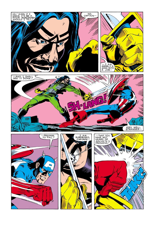Captain America (1968) Issue #302 #230 - English 7