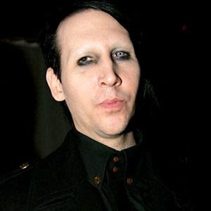 Picture of Musician Marilyn Manson