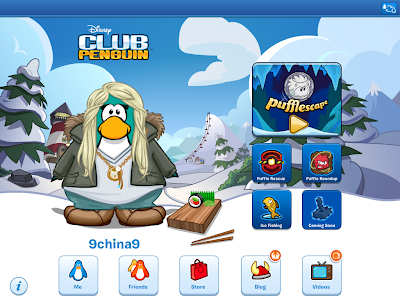 1 Club Penguin App Review