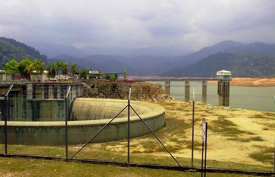 Empangan Sungai Selangor - Situasi Air Di Selangor Kritikal