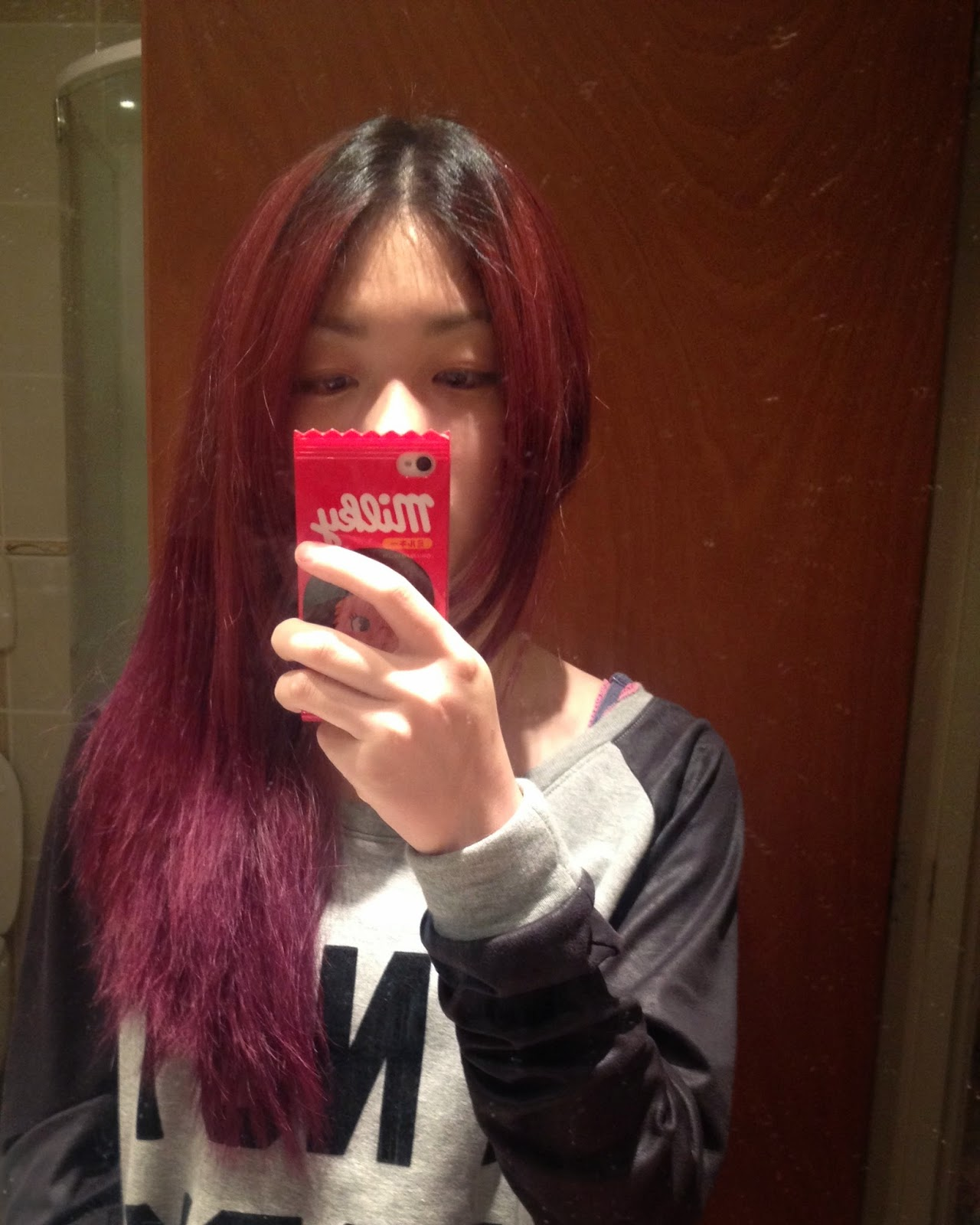 My Hair Journey Dark Asian Hair To Lilac Shanstruck