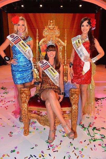 Miss Osterreich Austria 2013 winner Ena Kadic