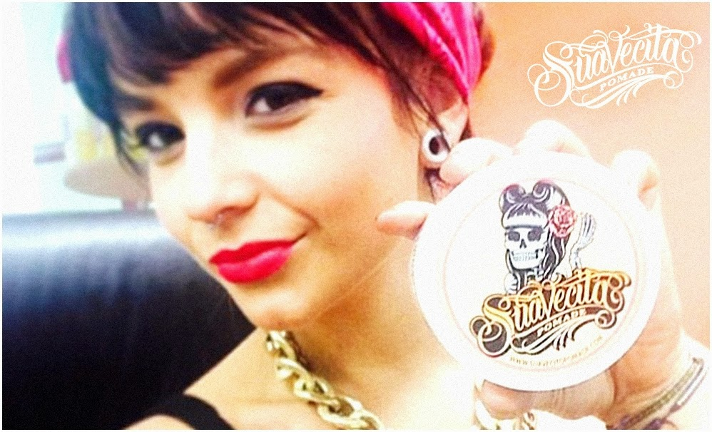 Suavecita Pomade For Women Original Direct From USA