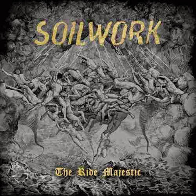 "SOILWORK: Δείτε το lyric video του ""The Ride Majestic"" απο το ομότιτλο επερχόμενο album"