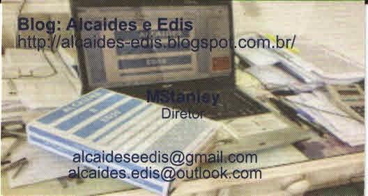 ALCAIDES E EDIS - BLOG