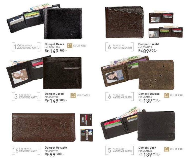 Sophie Paris Online Shop Koleksi Dompet Martin Mei 2012
