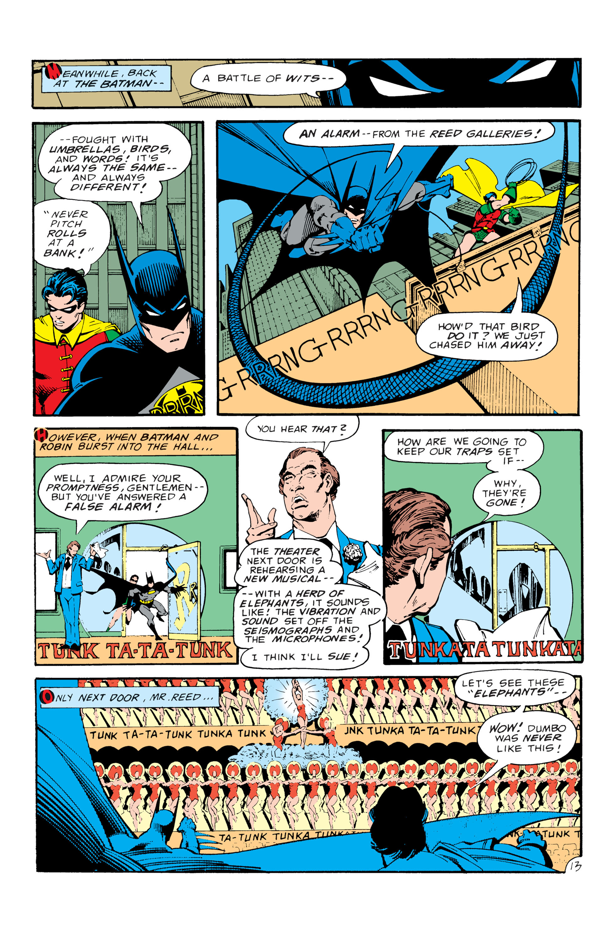 Detective Comics (1937) Issue #473 Page 14