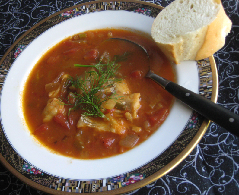 Minxeats recipes recaps and restaurant reviews spicy for Spicy fish soup