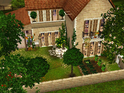 garden sims 3 republic country