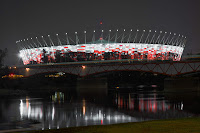 national stadium poland wallpaper euro 2012