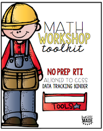 Math Center & RTI Toolkit