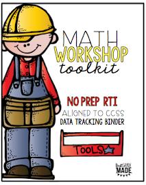 Math Center & RTI Toolkit