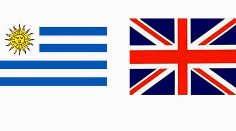 England vs Uruguay WorldCup Brazil 2014