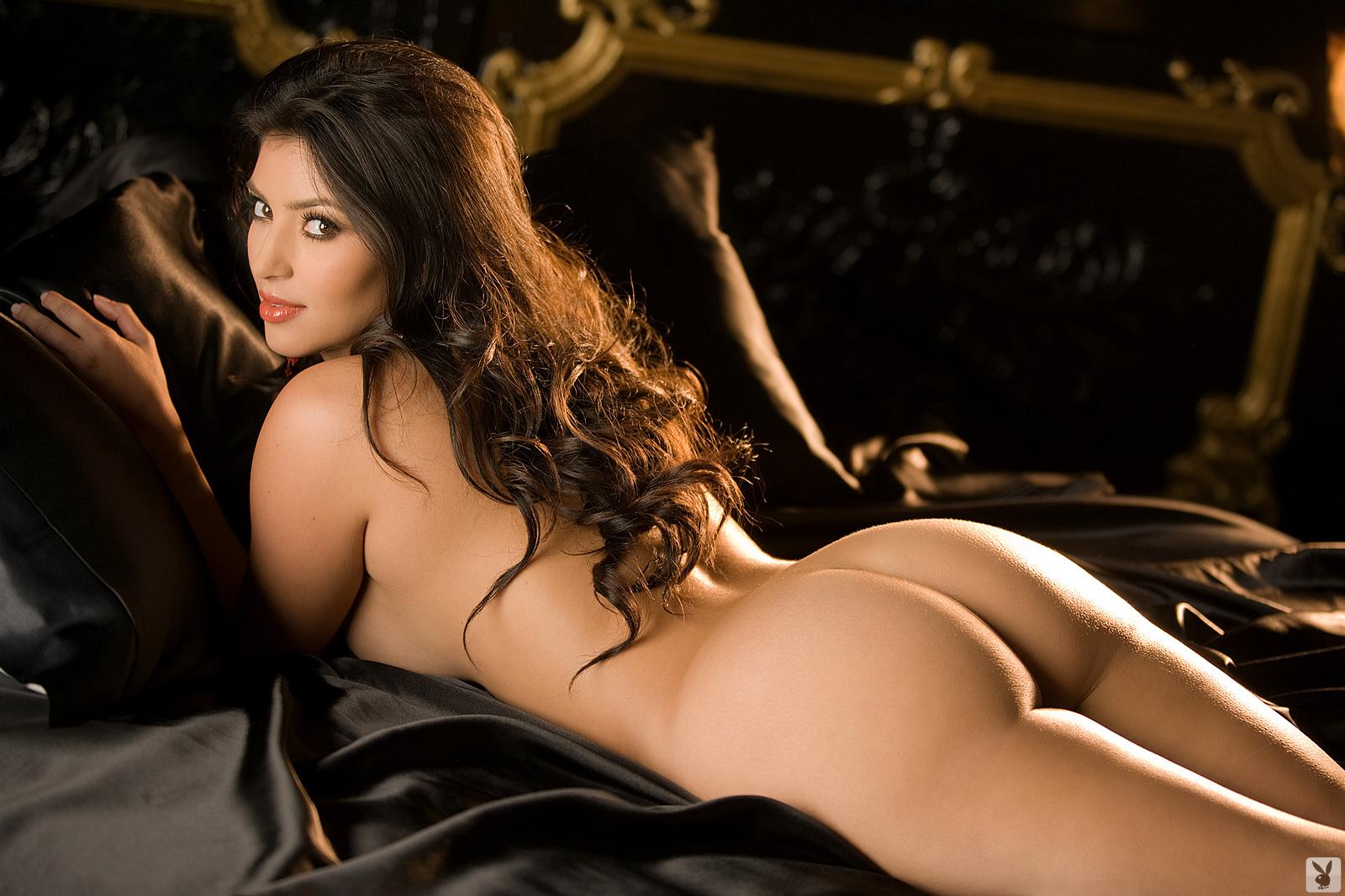 Kim Kardashian Nude Playboy