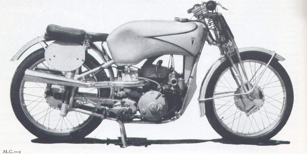 DKW ULd 250 Motorcycle