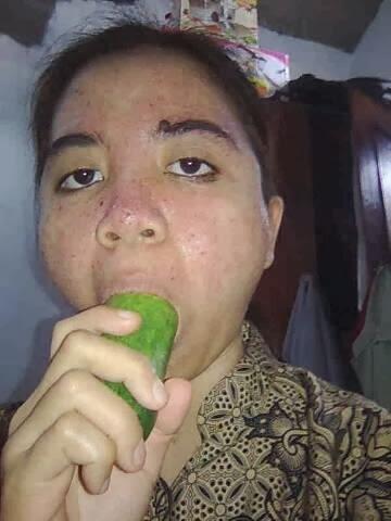 Tudung Kampung yg Chubby Timun & Deodorene melayu bogel.com