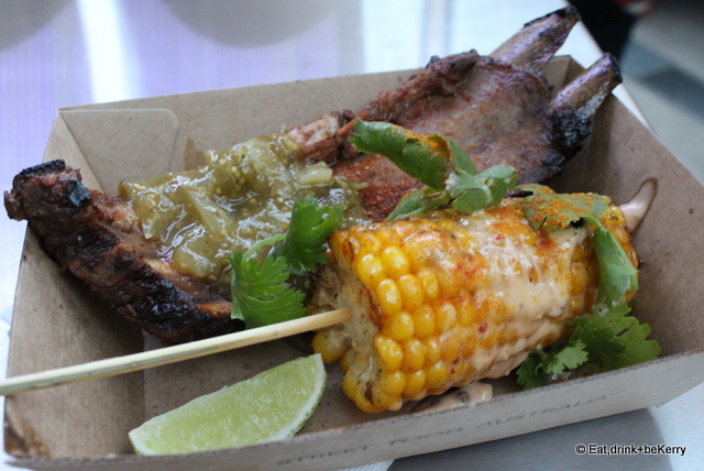 Tequila infused BBQ Pork Ribs recipe