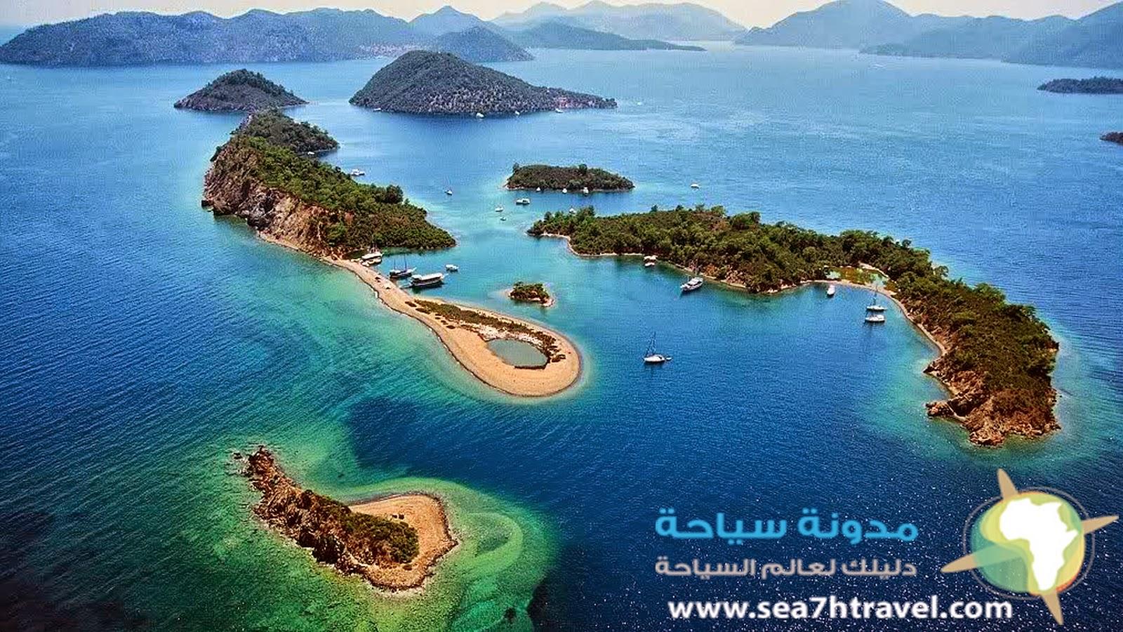 إقليم فتحية التركي الساحر Fethiye