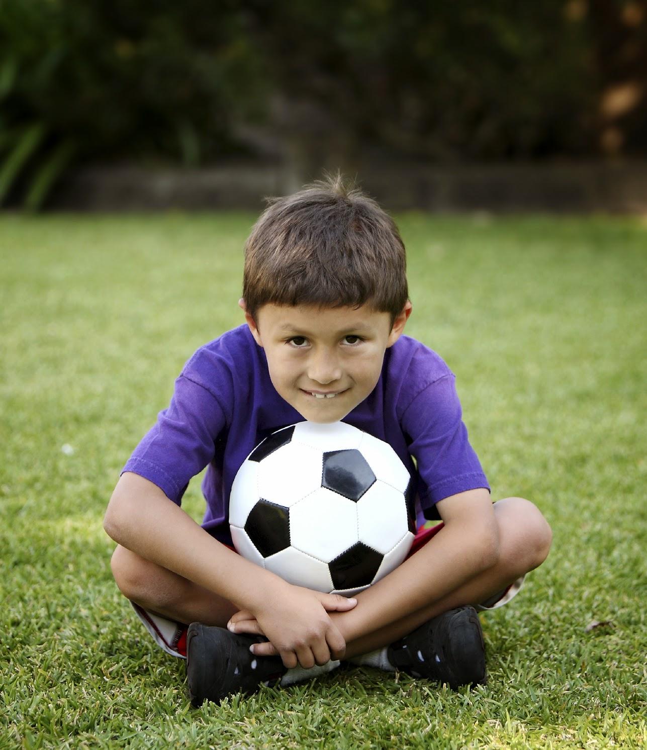 Gay dad soccer boy