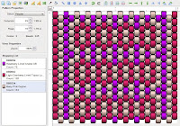 free flat peyote stitch patterns