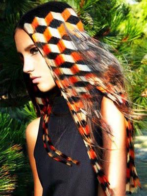 estencil color de pelo 2014