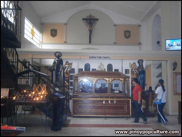 Malolos Cathedral, interior, Basilica Minore de Inmaculada Concepcion, Basilica Minore, Immaculate Conception, Adoration Chapel