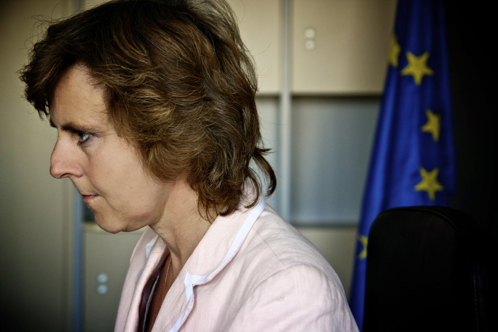 UN: Connie Hedegaard.
