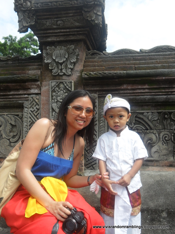 Pura Tirta Empul, Bali Indonesia (The Temple of Holy Water)