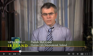 Patrick McCrystal, looks healthy but pulls faces like a meth connoisseur.