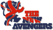 The New Avengers logo. Christ, I had a thing about Purdey.