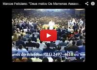 Pai de Dinho, do Mamonas Assassinas, vai processar Marcos Feliciano, VEJA VÍDEO O POLEMICO!