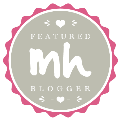 I Am a Featured Mamahood Blogger