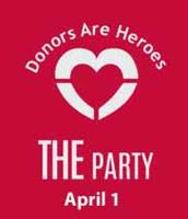 Donors are Heroes